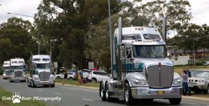 Convoy Canberra