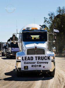 2018 Lead Truck