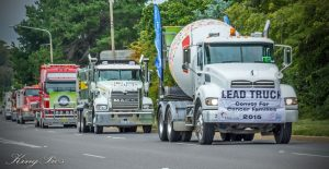 Lead Truck Canberra Convoy